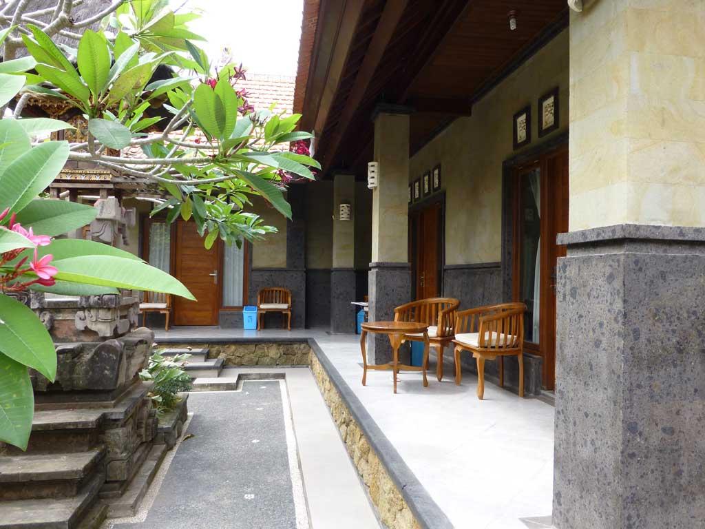 Tegal | Sanur | double room | A/C